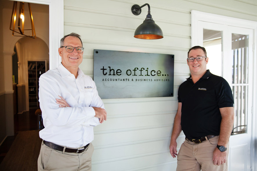 The Office ... Accountants and Business Advisors, Bangalow NSW